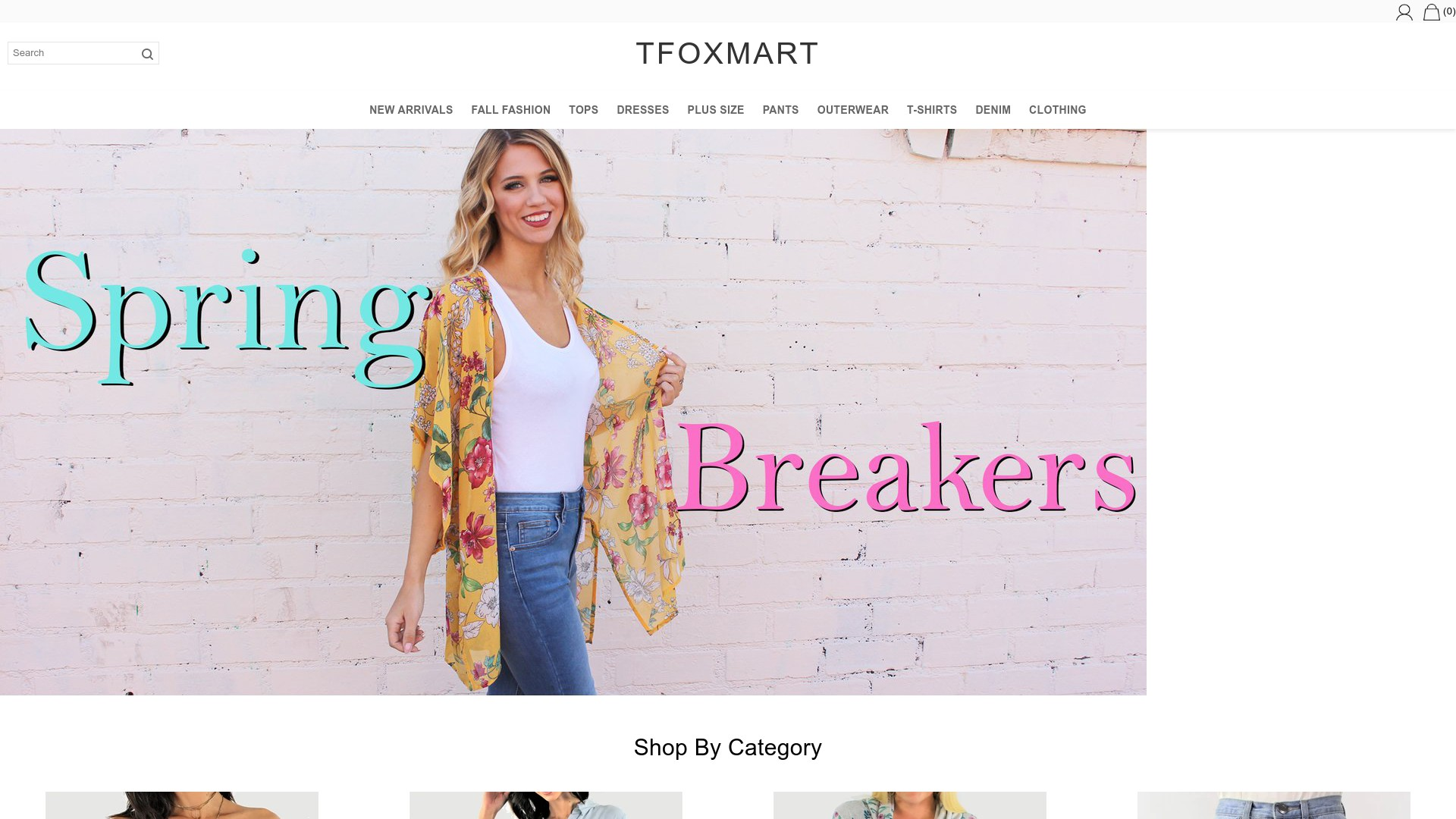 Tfox Mart Reviews  is the Online Store a Scam?