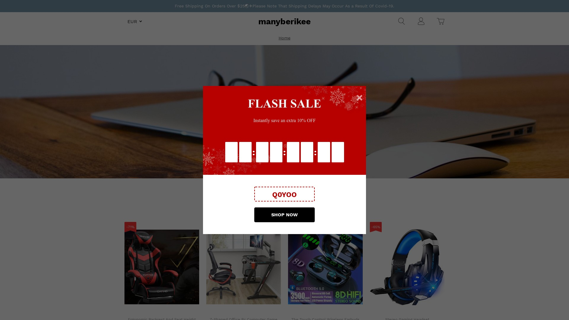 Is Manyberikee Chair a Scam? See the Review of the Online Store