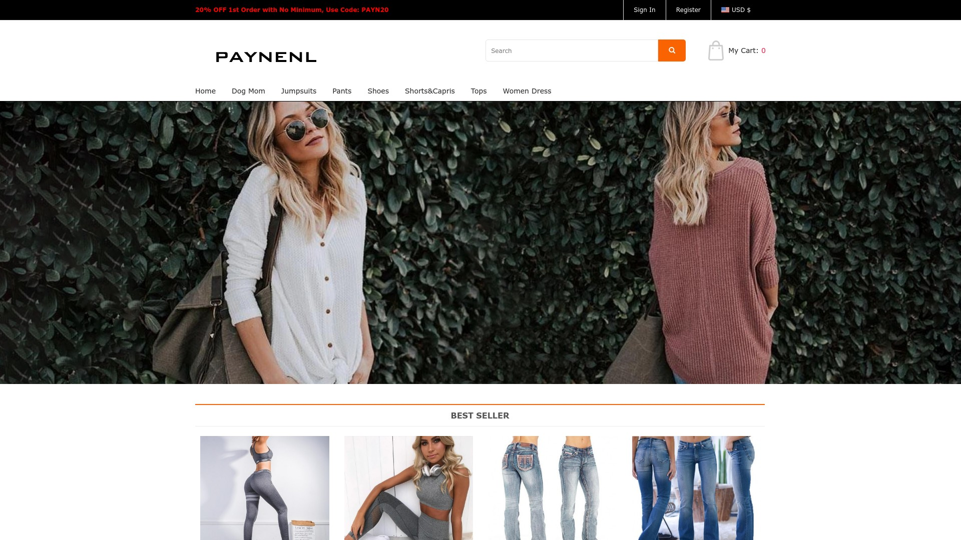 Is Paynenl a Scam? See the Review of the Online Store
