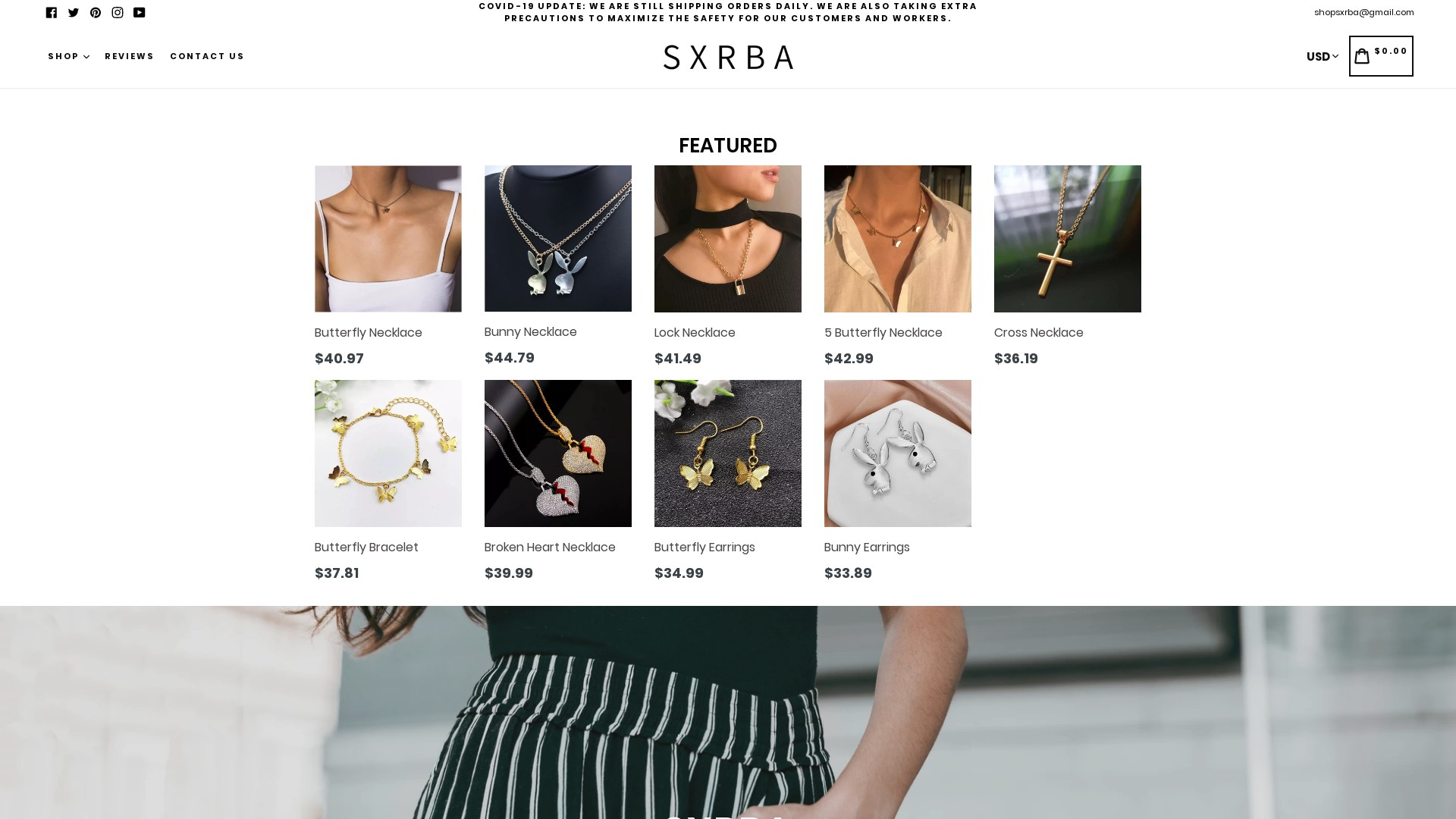Is Sxrba a Scam? Review of the Online Store?