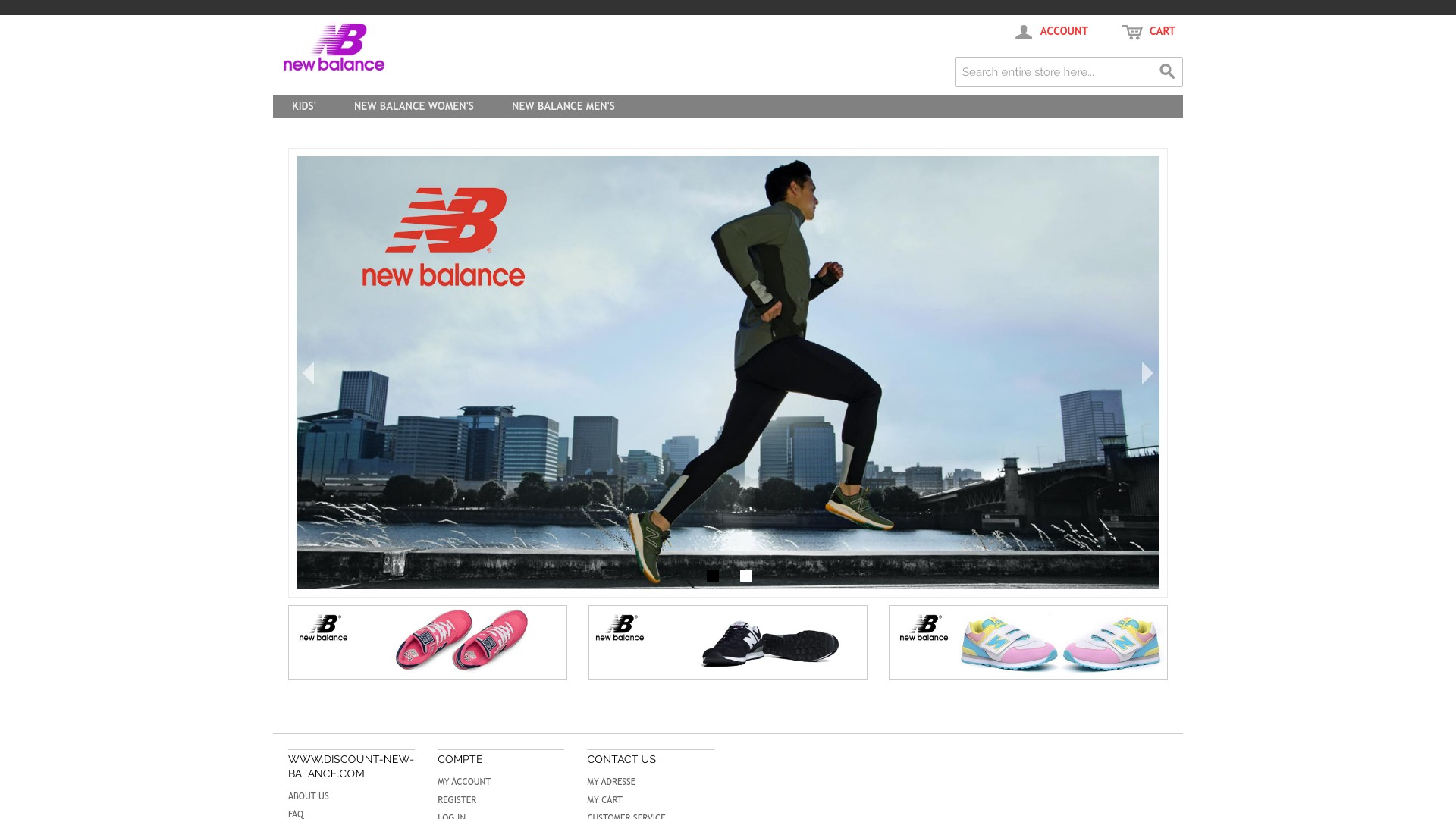 Is Discount-new-balance a Scam or is it Legit? Review of the Online Store