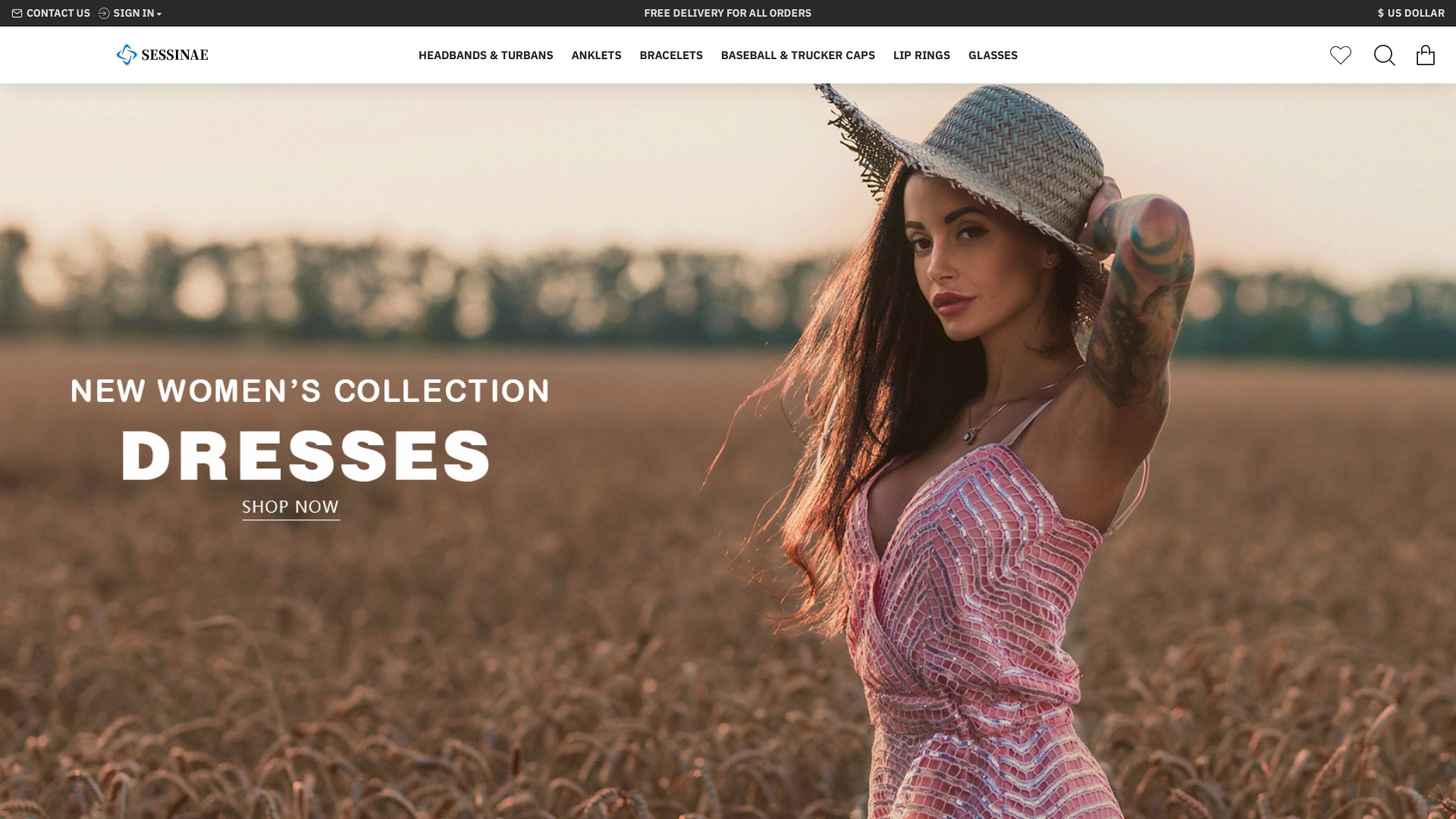 Is Sessinae a Scam or is it Legit? Review of the Online Store