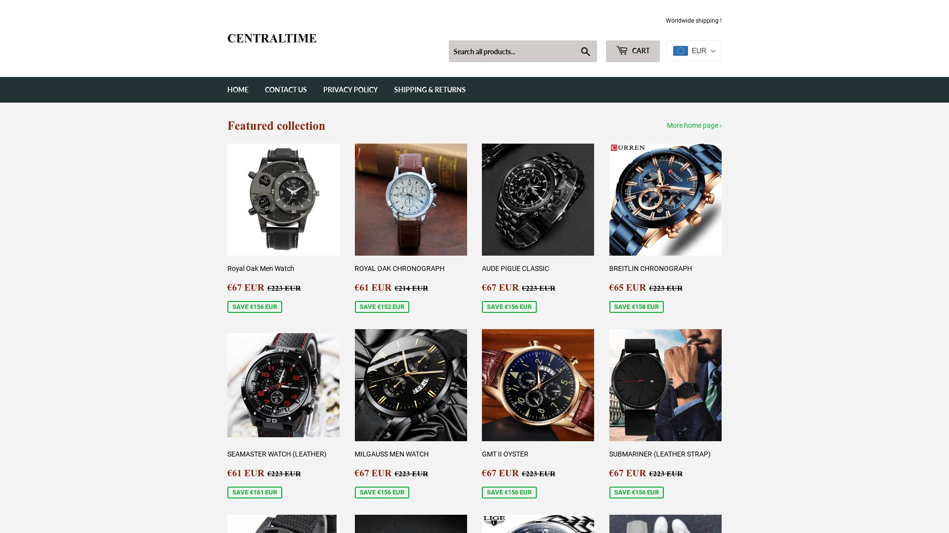 Is Centraltimess a Scam? See the Review of the Online Store