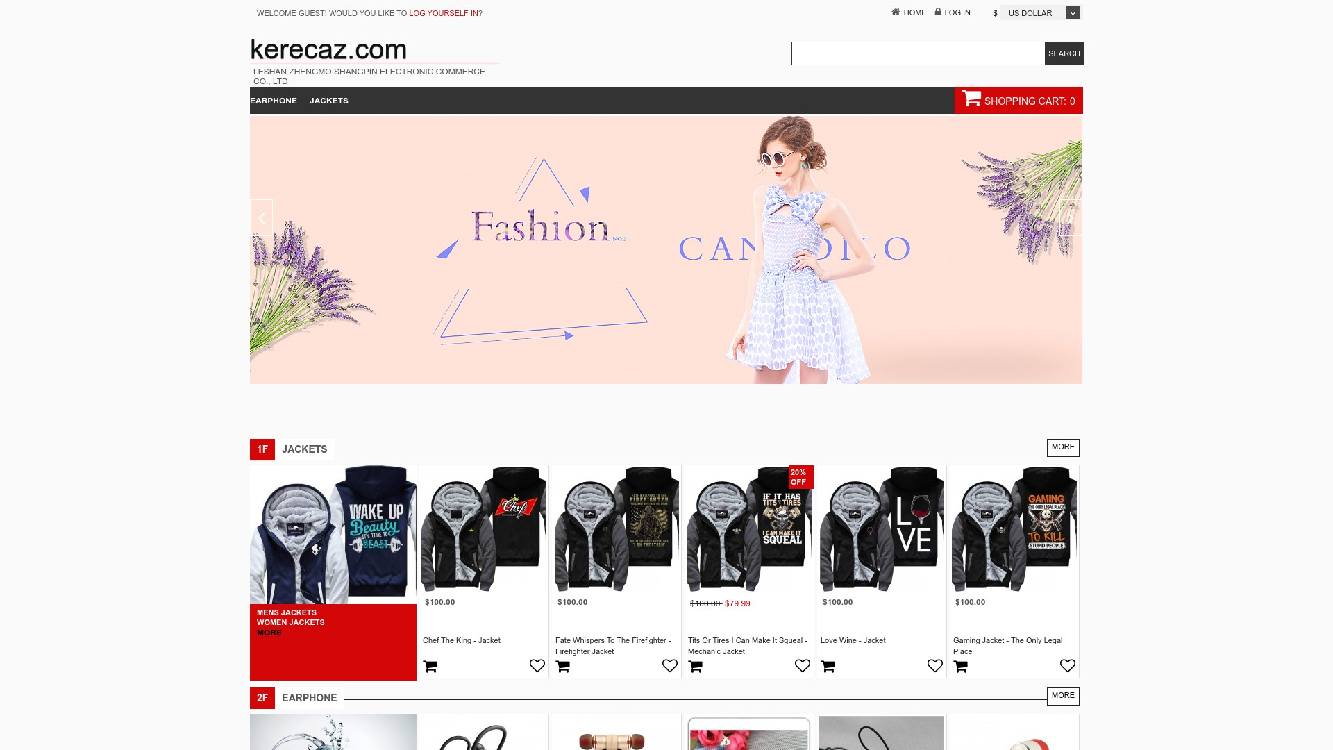 Is Kerecaz a Scam? Review of the Online Store