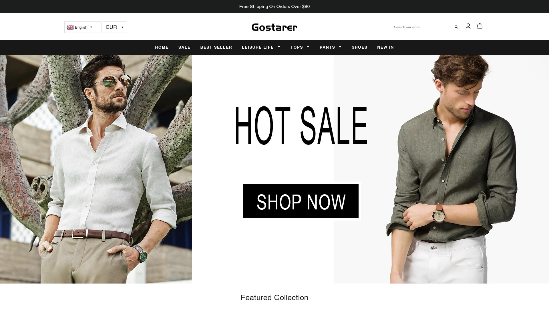 Is Gostarer a Scam? Review of the Online Clothing Store