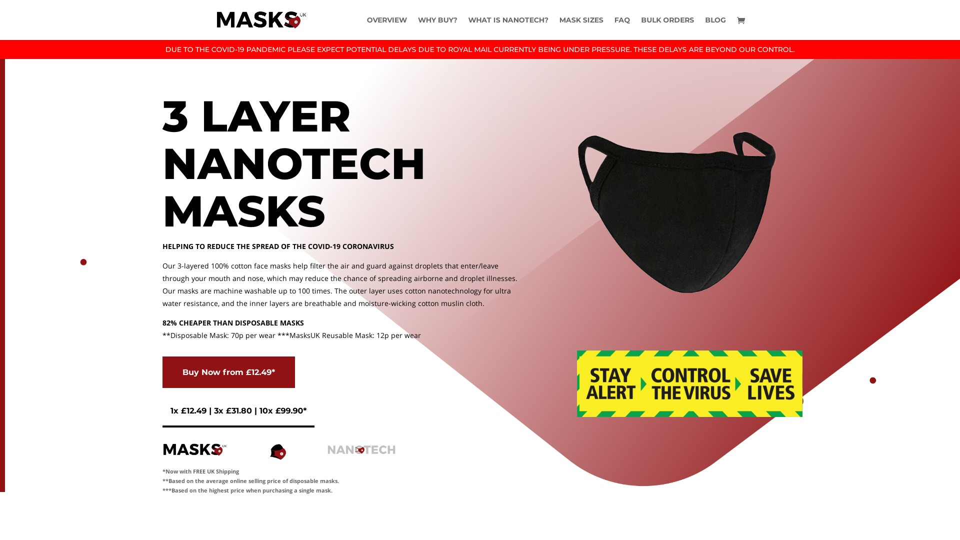 Is Masksuk.com a Scam? See the Reviews