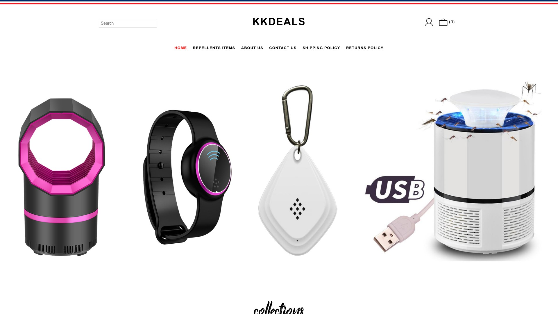 Is KKdeals Site a Scam? Review of the Online Store