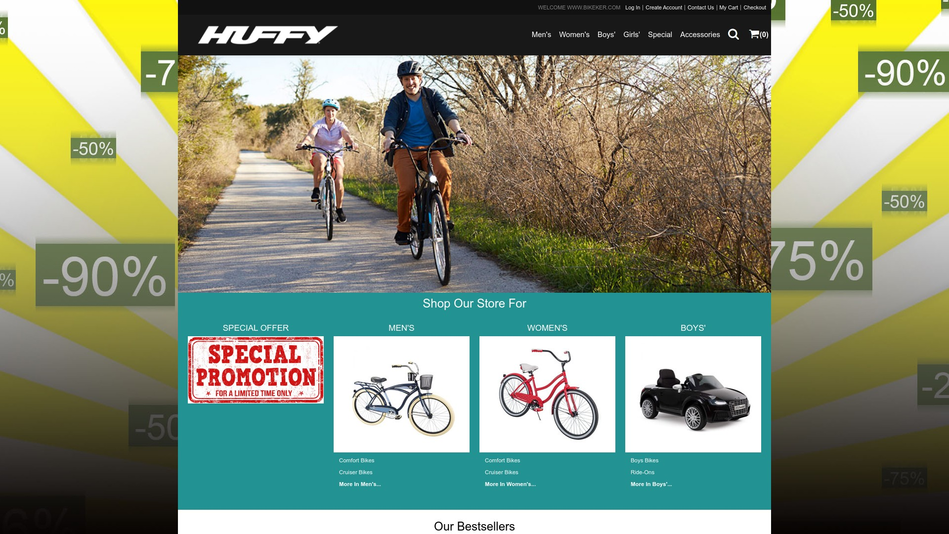 Bikeker Reviews  is The Online Store a Scam?
