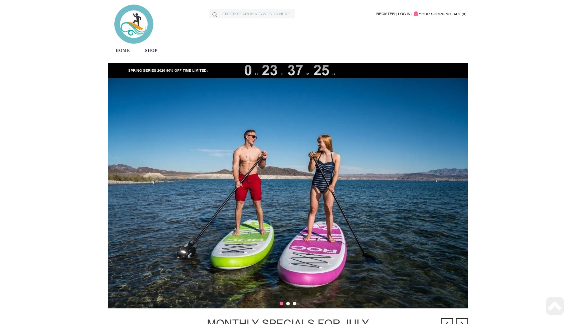 Is Paddleboardsvip Club a Scam? Review of the Online Store