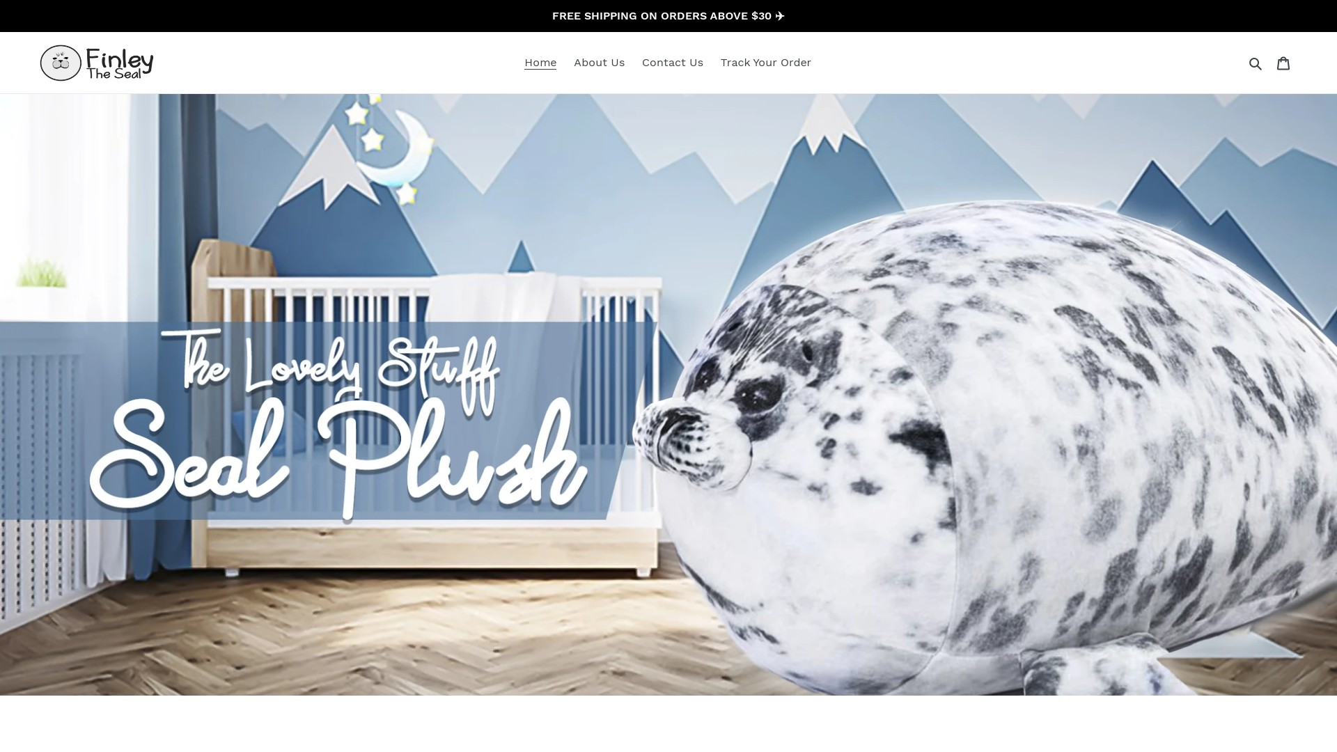 Is Finley The Seal a Scam? Review of the Online Store