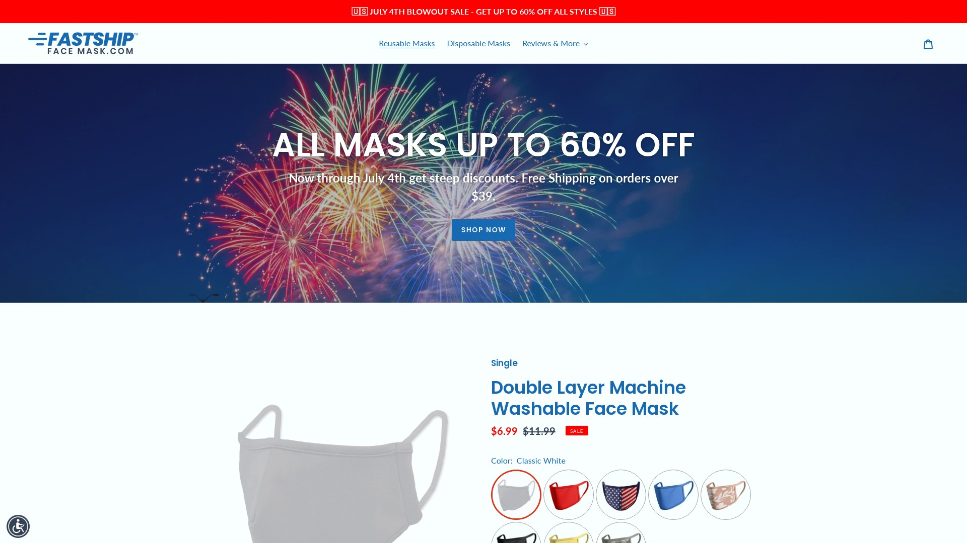 Is fastshipfacemask.com a Scam? Review of the Online Store