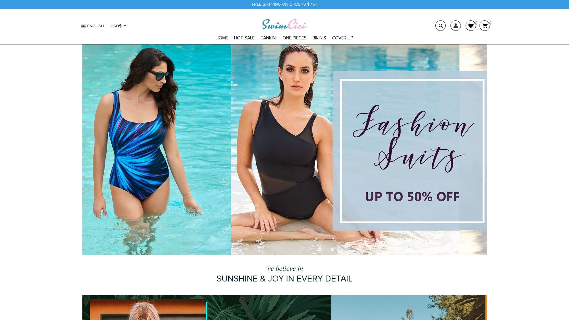 Is Swimcici a Scam? Review of the Online Store