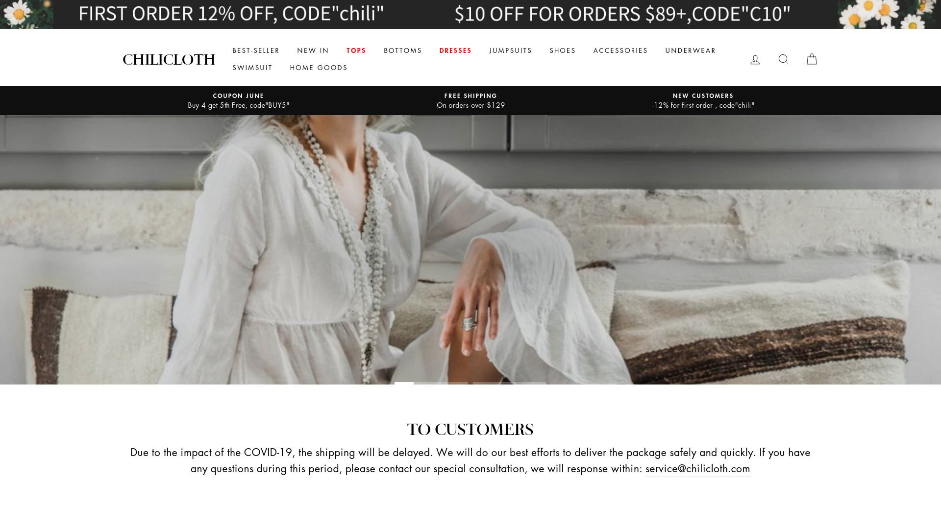 Is Chilicloth a Scam? Review of the Online Store