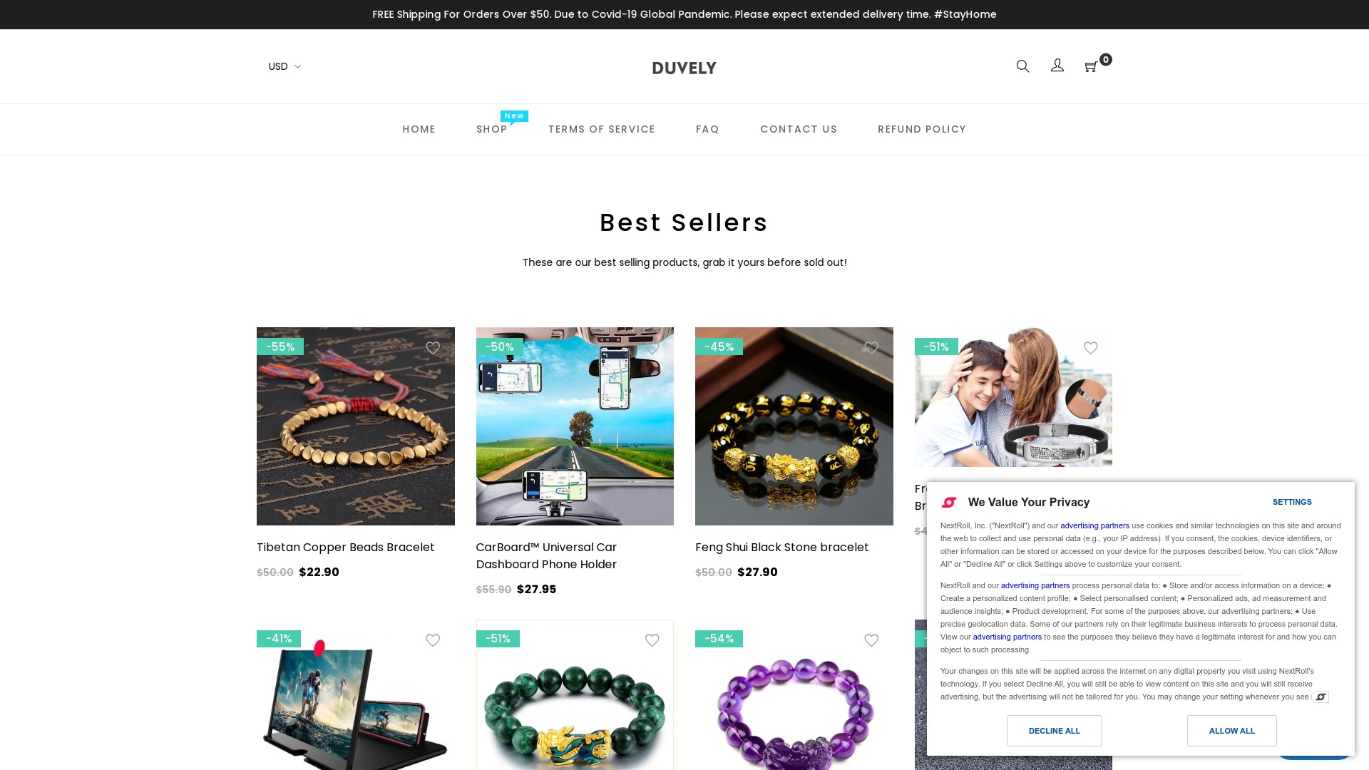 Is Duvely a Scam? Review of the Online Store