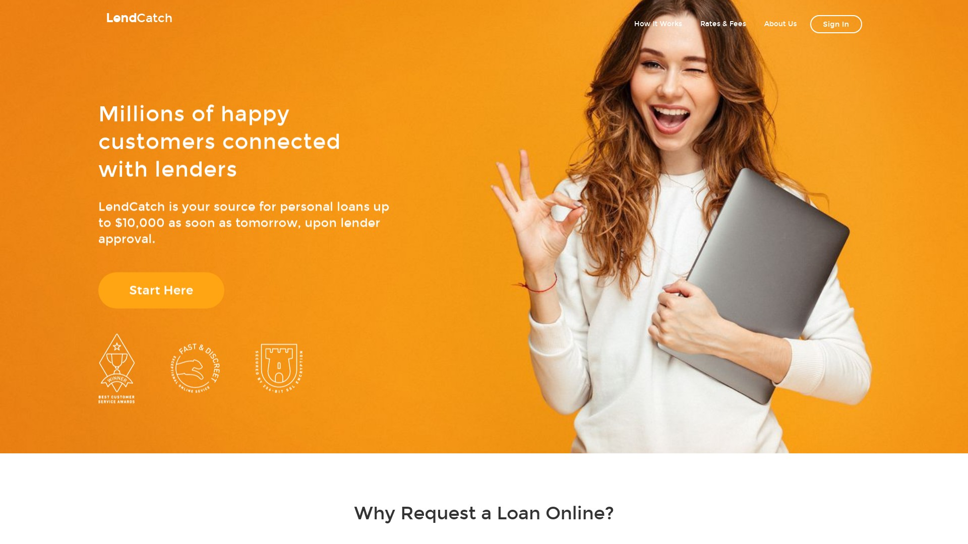 Is Lendcatch a Scam? The Personal Loan Website