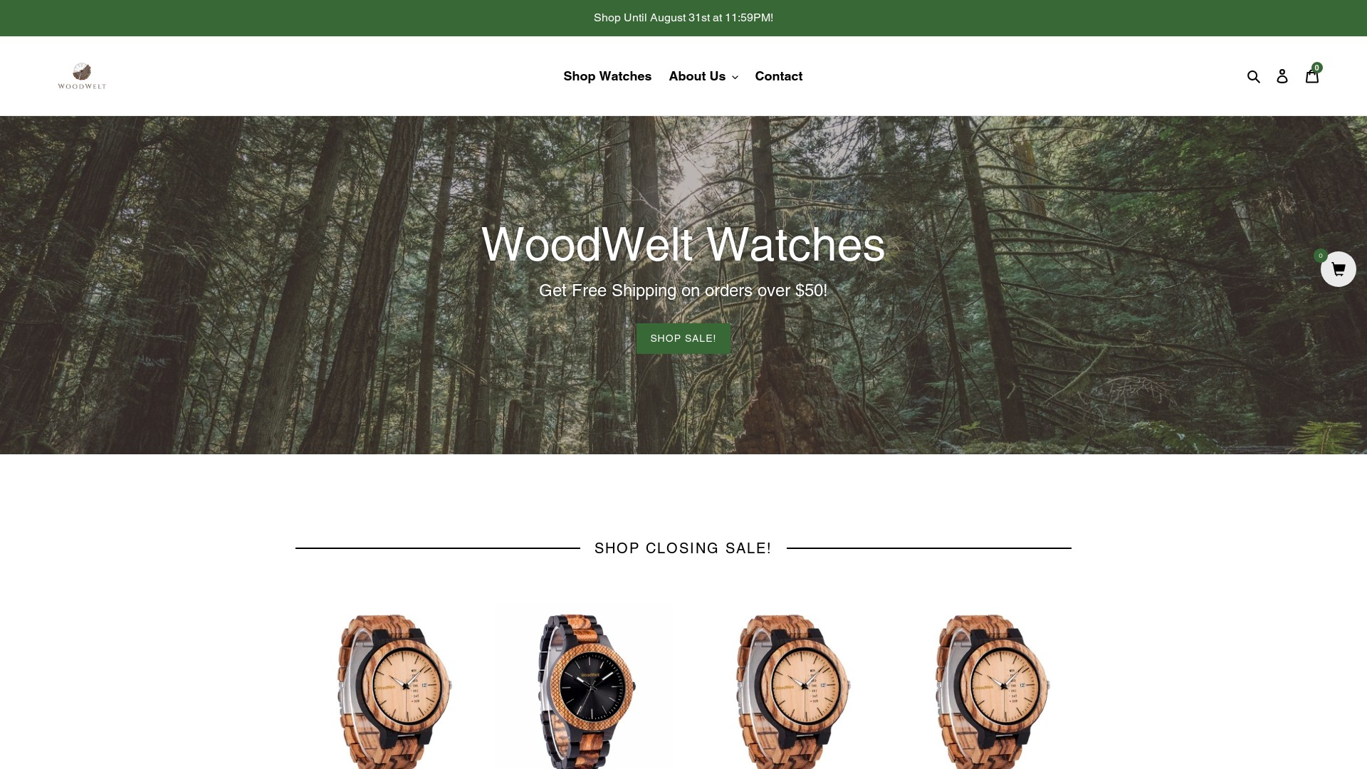 Is Woodwelt Watches a Scam or is it Legit?