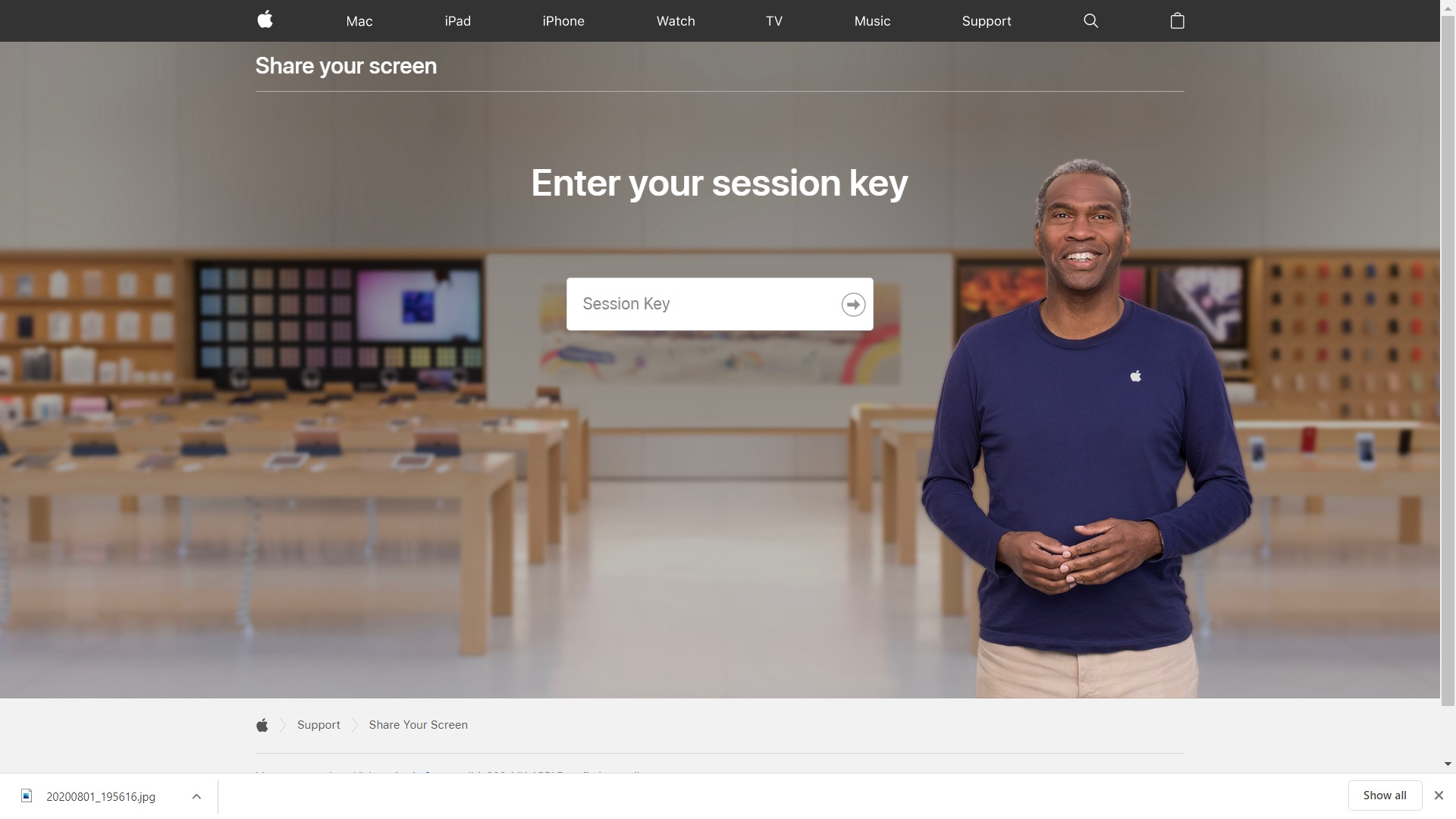 Is ara.apple.com a Scam or a Fake Apple Technical Support Website?