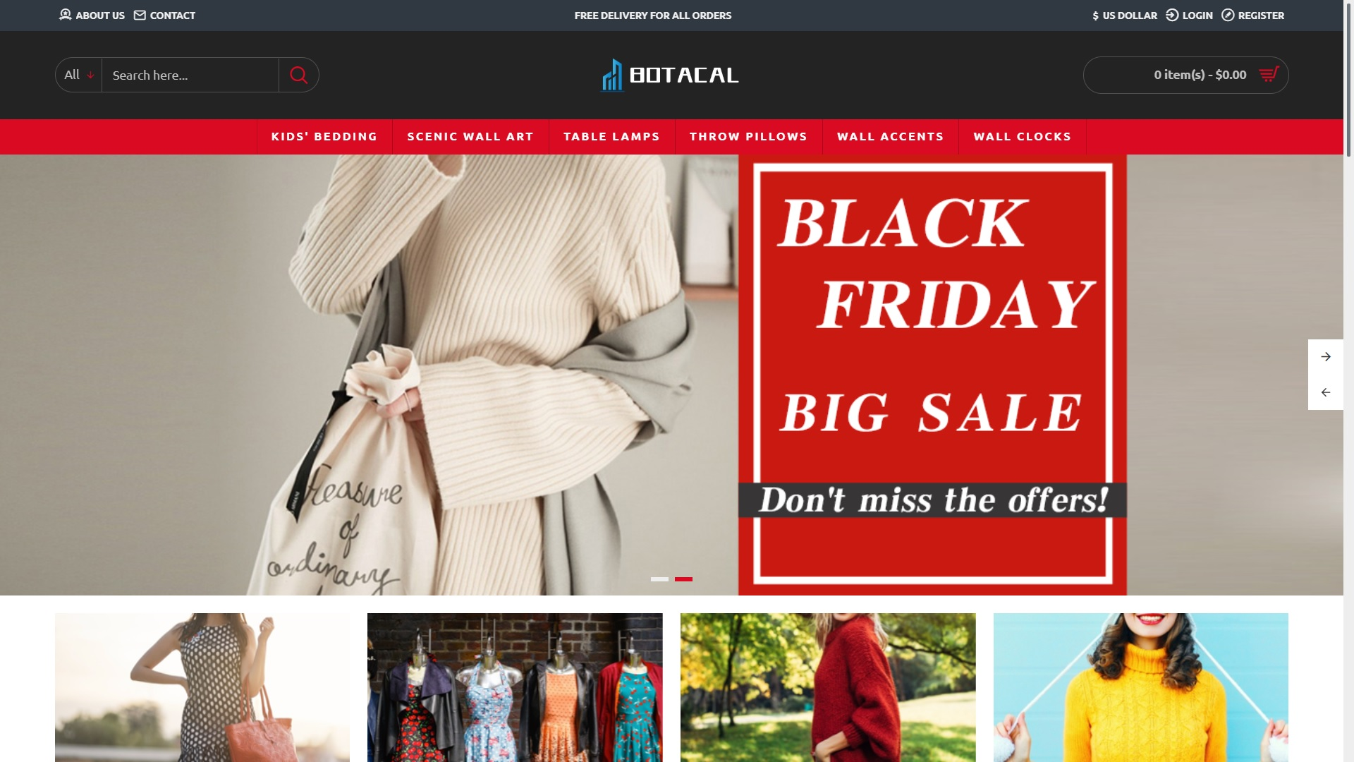 Is Botacal World a Scam? Review of the Online Store