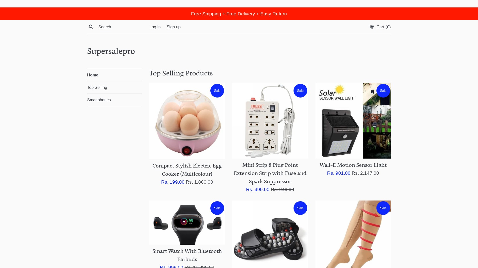 Is Supersalepro-online a Scam? Review of the Online Store