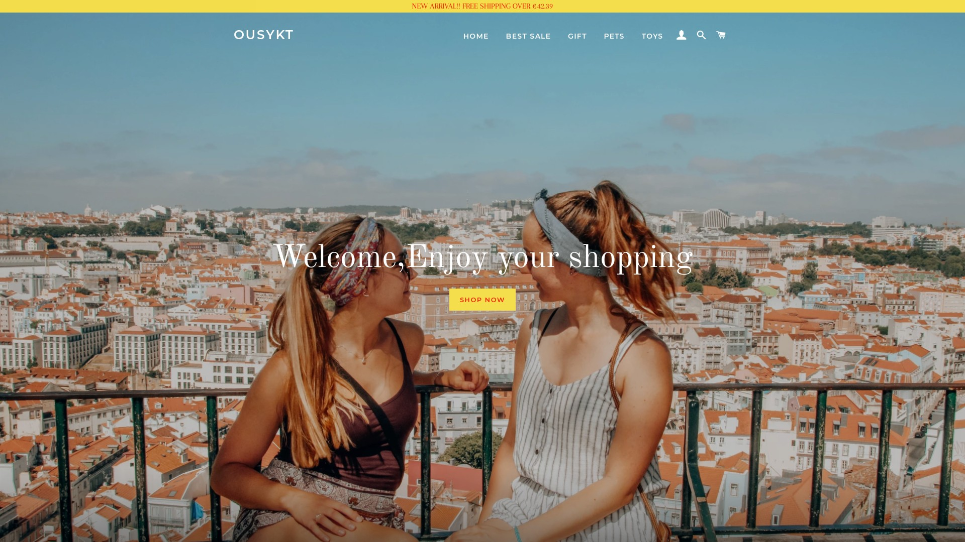 Is Ousykt a Scam? See the Review of the Online Store