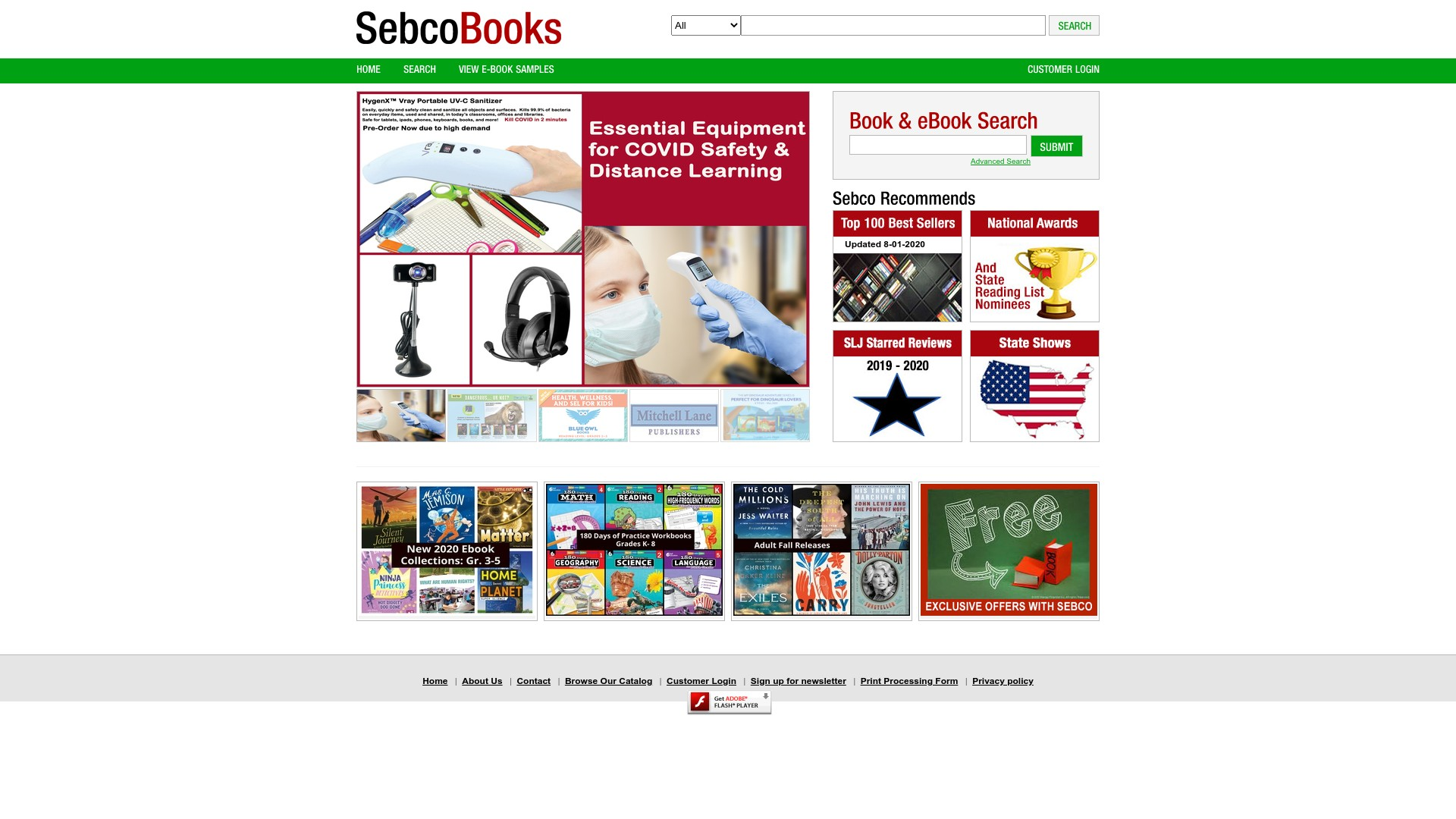 Is Sebco Books a Scam? Review of the Store