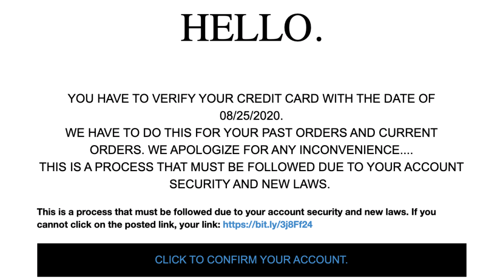 Sole Society Scam Email,Sole Society Legal Action, Sole Society ​Email Scam