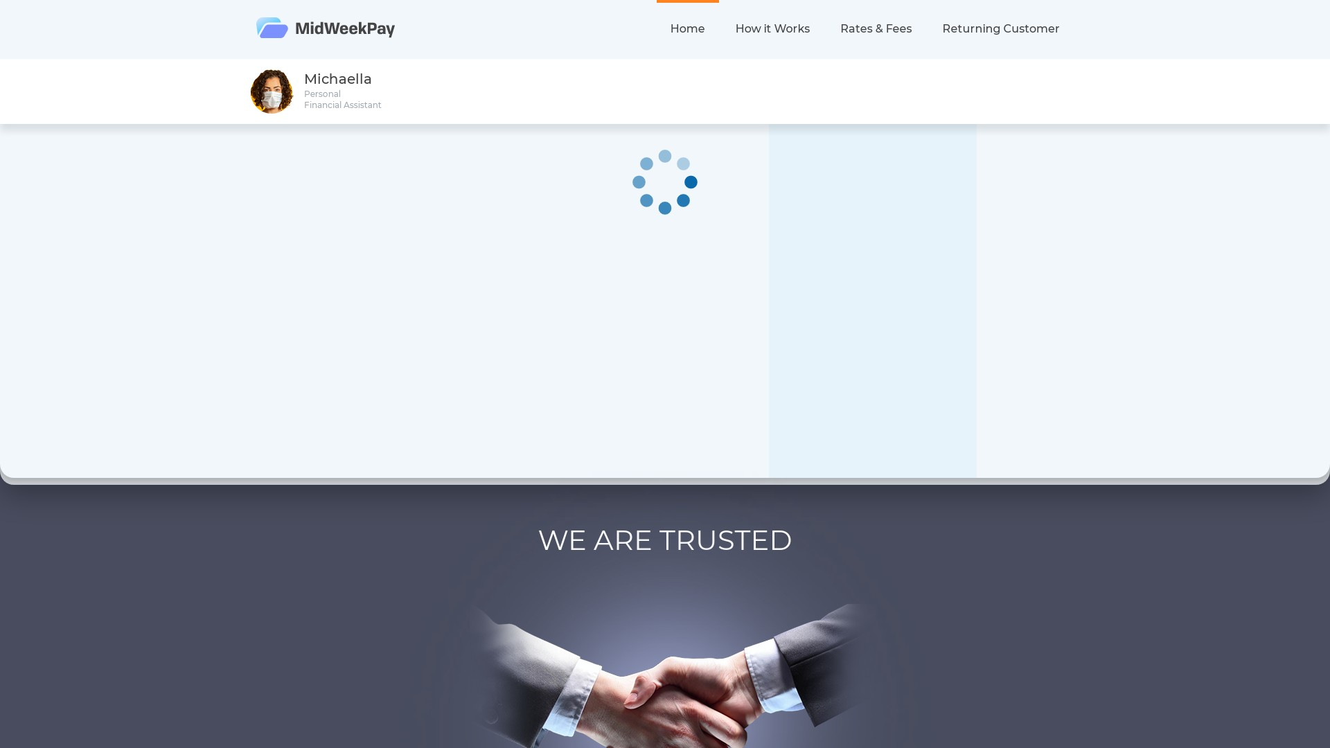 Is midweekpay a Scam? The Online Lending Website