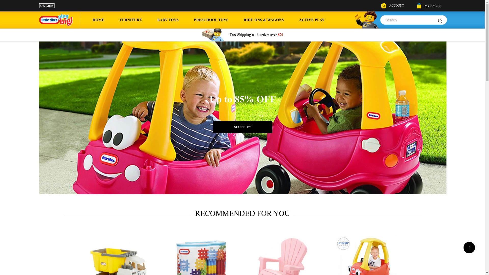 Is Little Tikes Onlines a Scam? Review of the Store