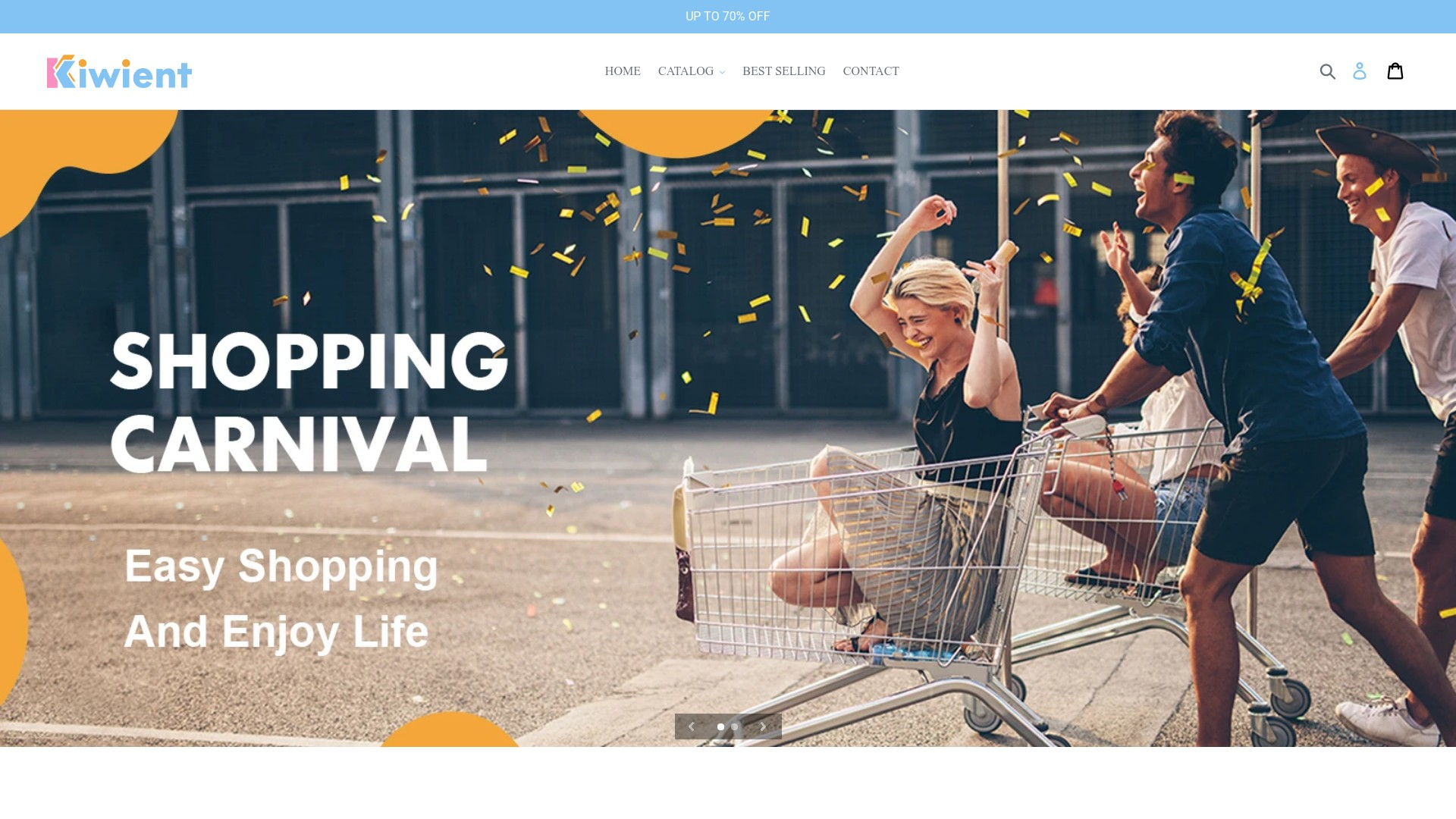 Is Kiwient a Scam? Review of the Online Store