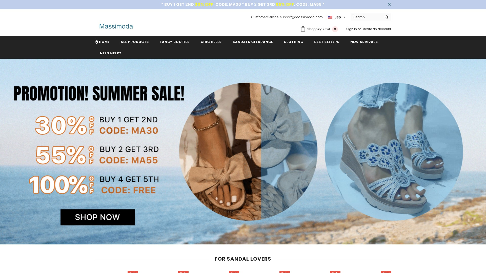 Is Massimoda a Scam? Review of the Online Store