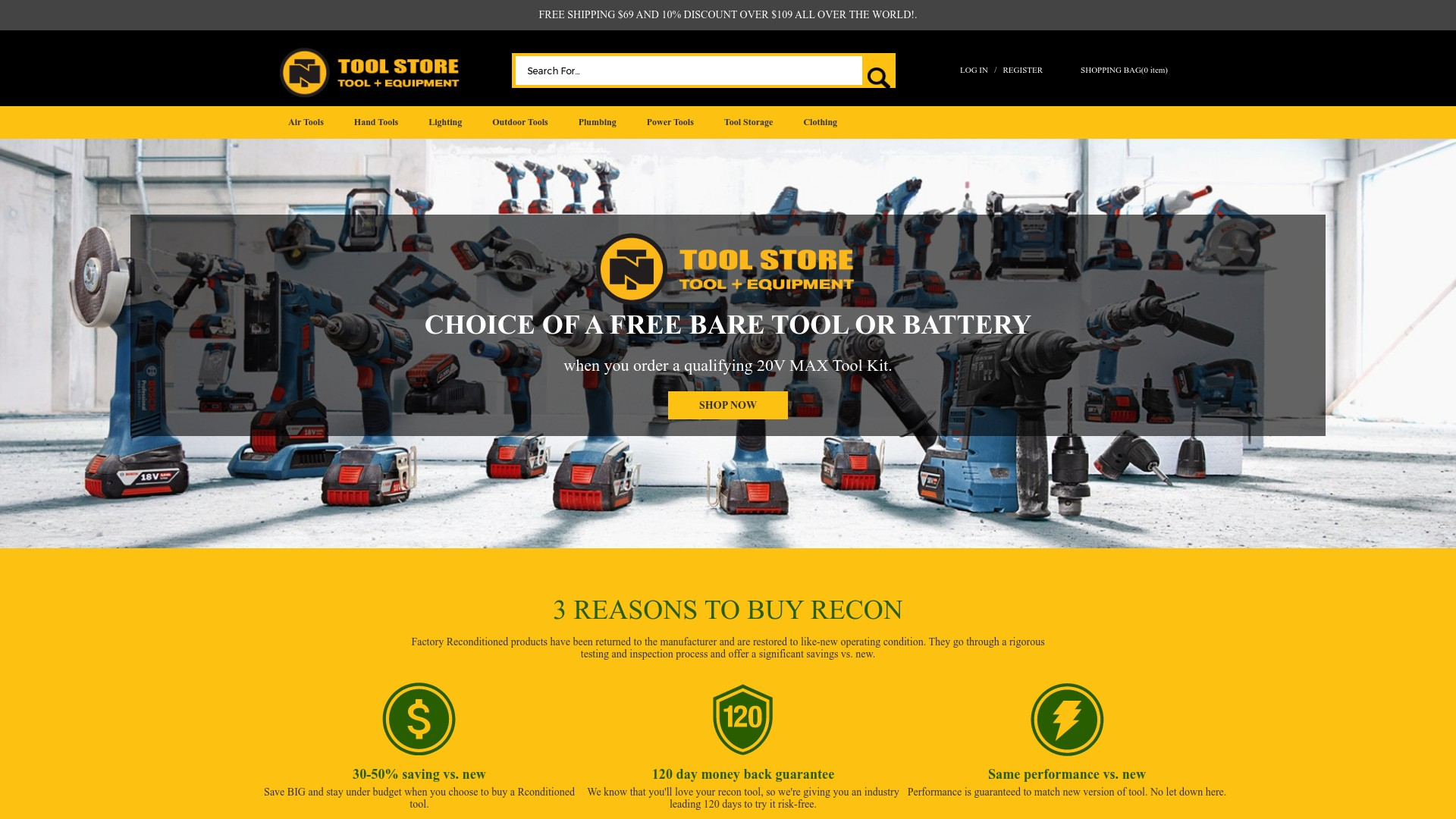 Is Detoolen a Scam? Review of the Online Power Tool Store