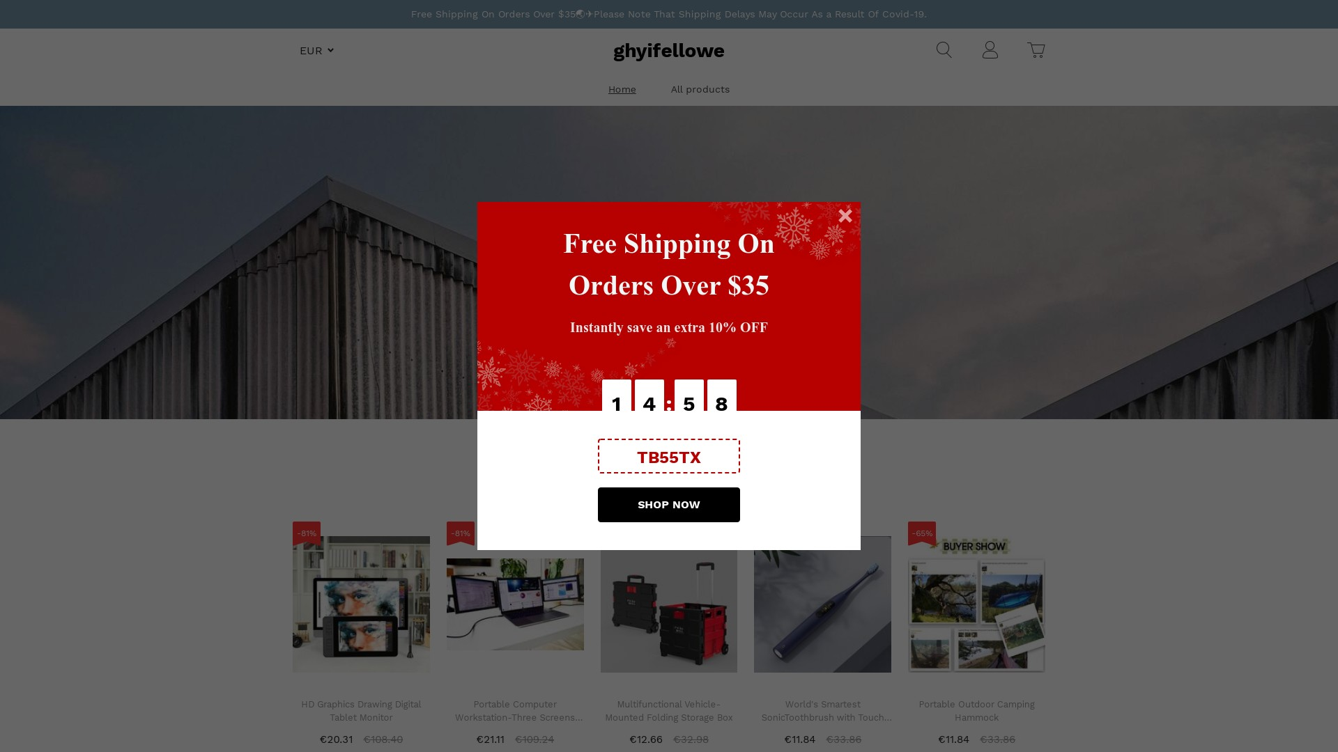 Is Ghyifellowe a Scam? Review of the Online Store