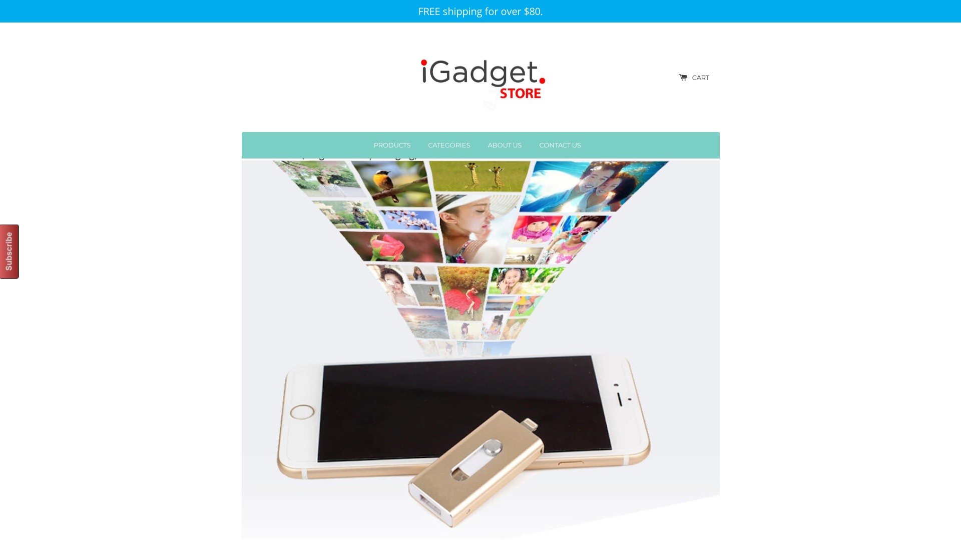 Is igadget Store a Scam? Review of the Online Store
