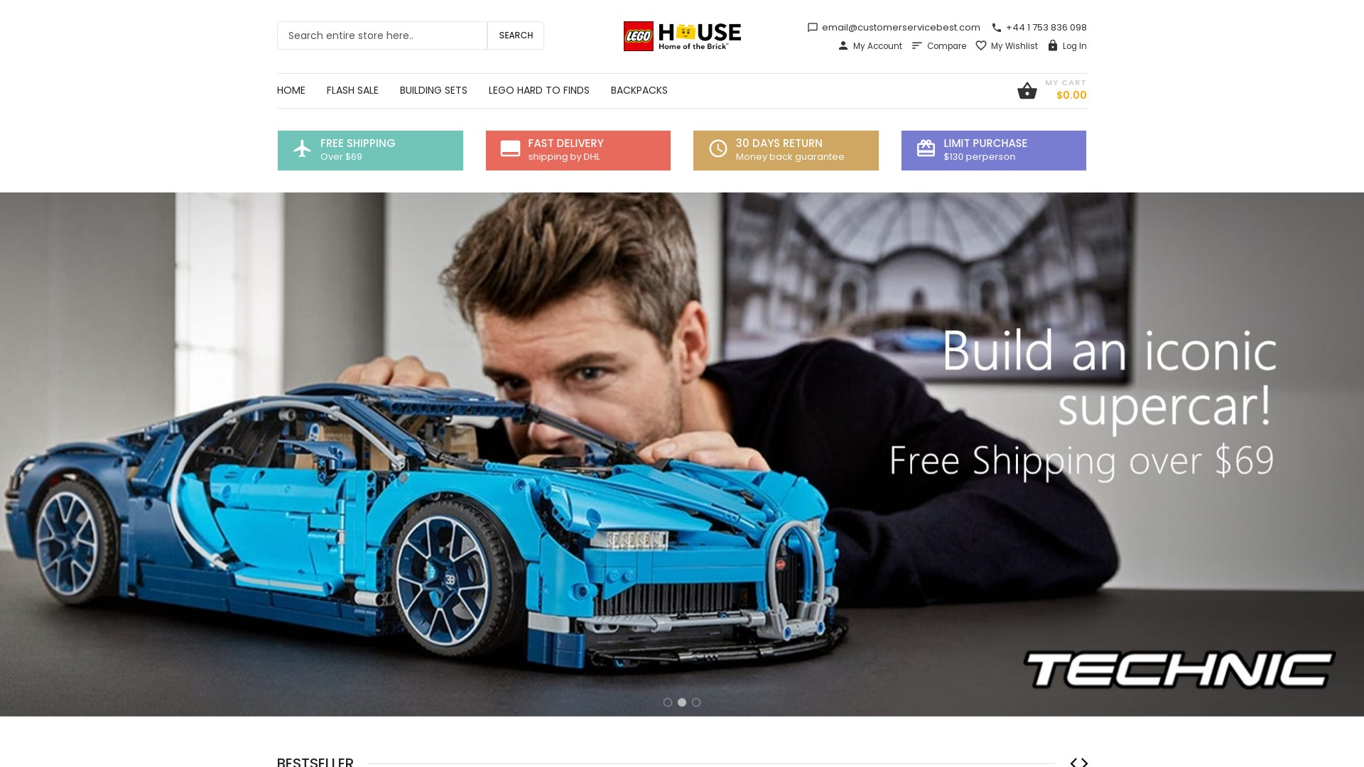 Is Toyswarehouse Shop a Scam? Review Of The Online Store