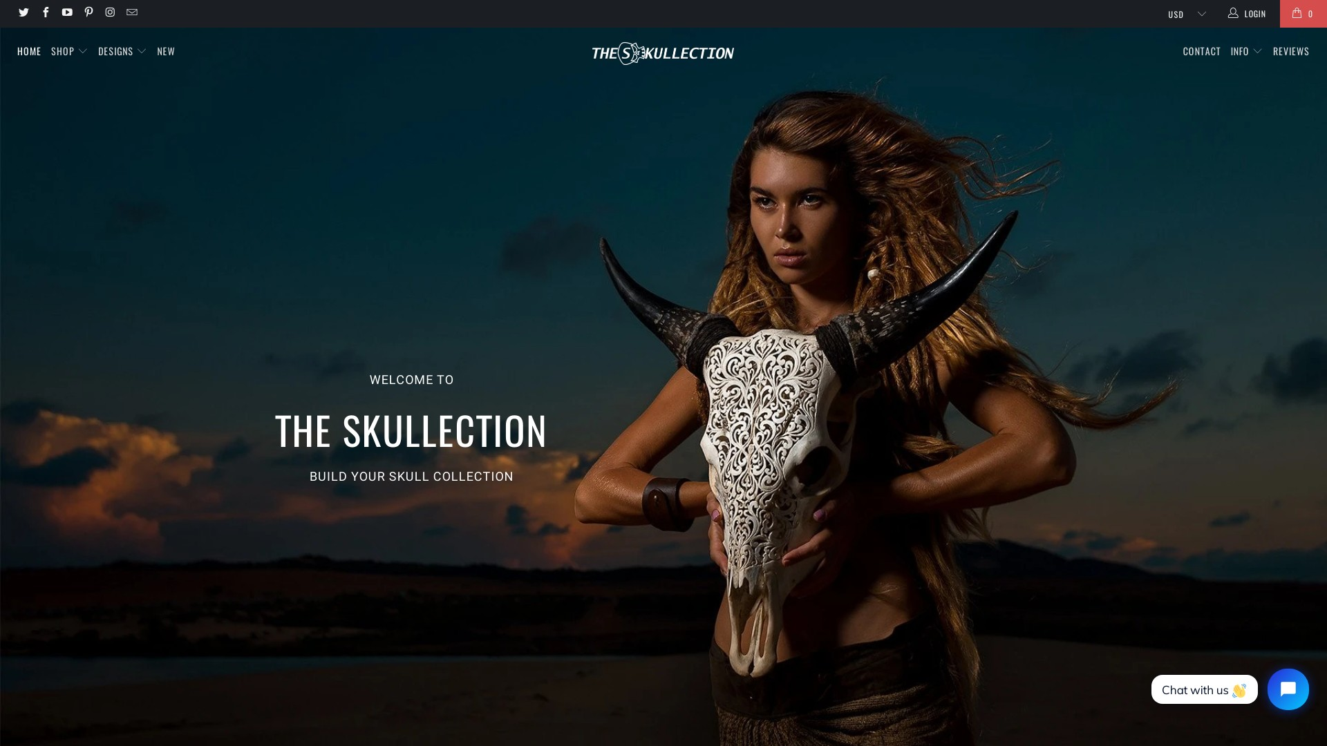 Is Theskullection a Scam? Review of the Online Store