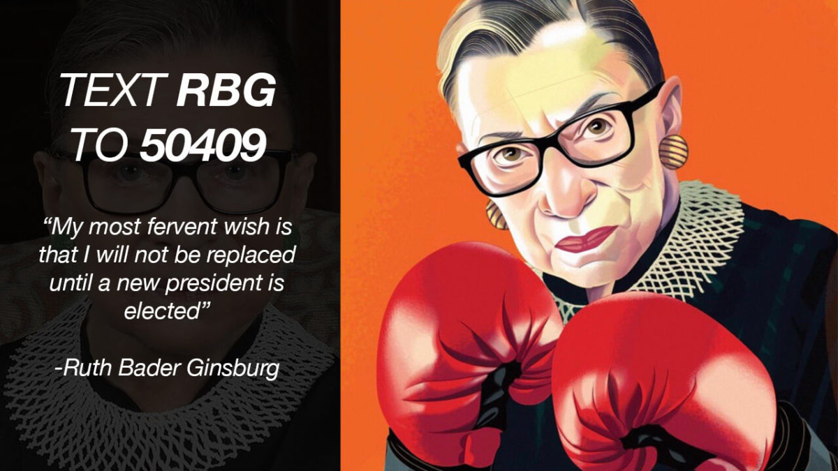 Is Text rbg to 50409 a Scam? Resistbot Message