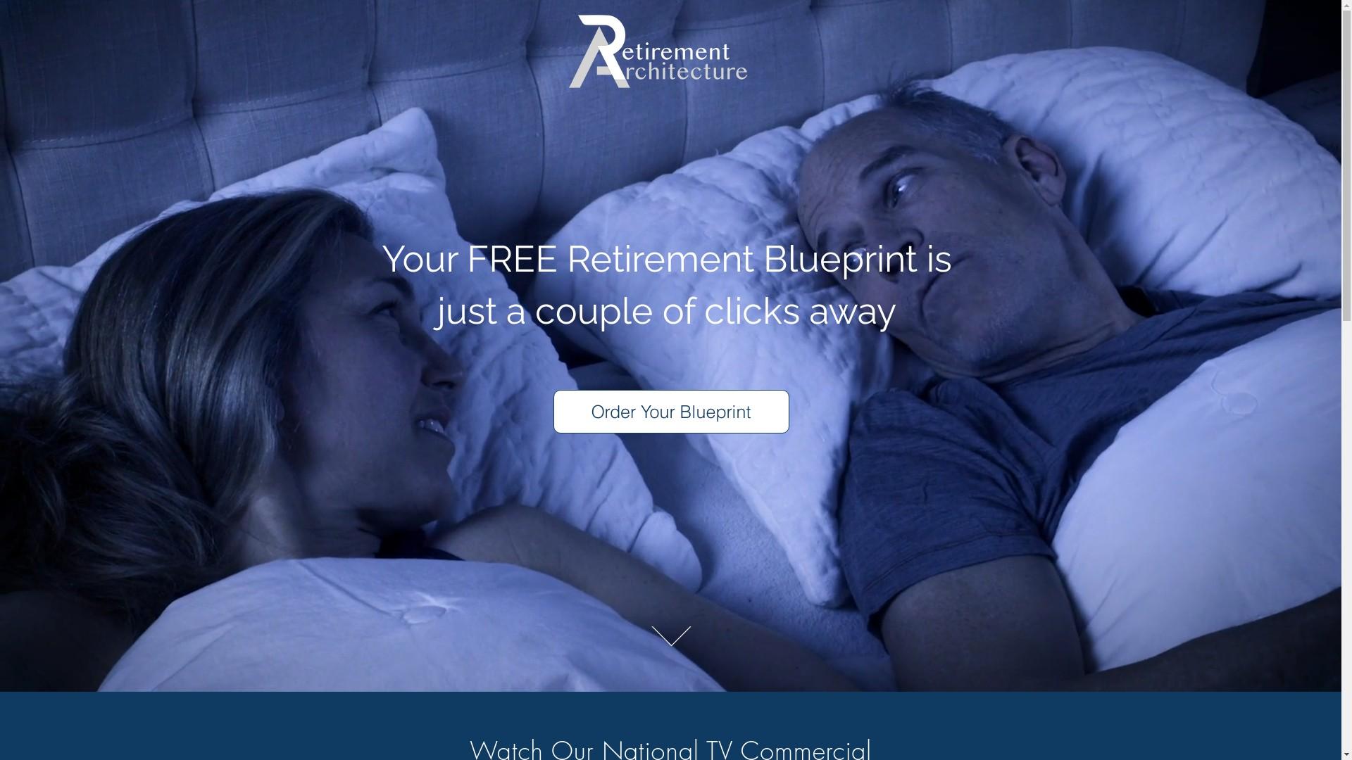 Is getfreeblueprint a Scam? Free Retirement Blueprint
