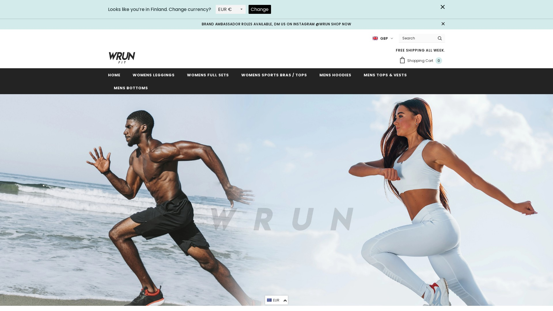 Is Wrun Fit a Scam? Review of the Online Store