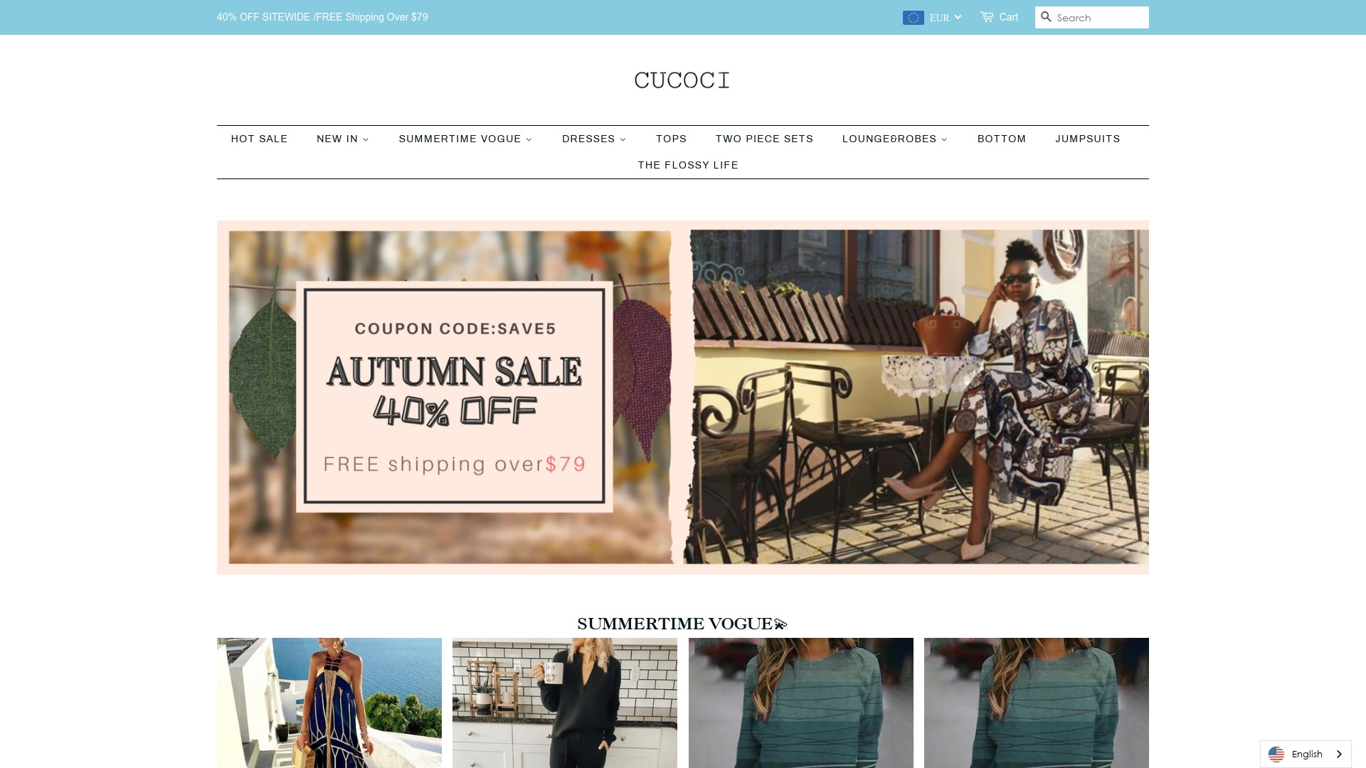 Is Cucoci a Scam? Review of the Online Store