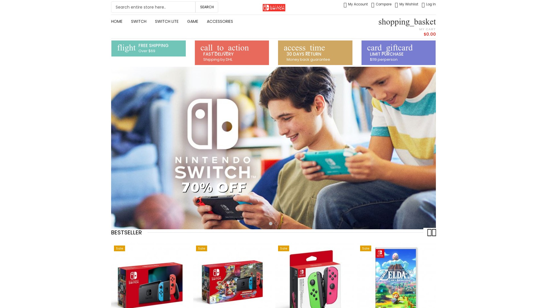 Nintendo Switch Store at nintendoswitchstore.cc - na.nintendoswitchstore.cc