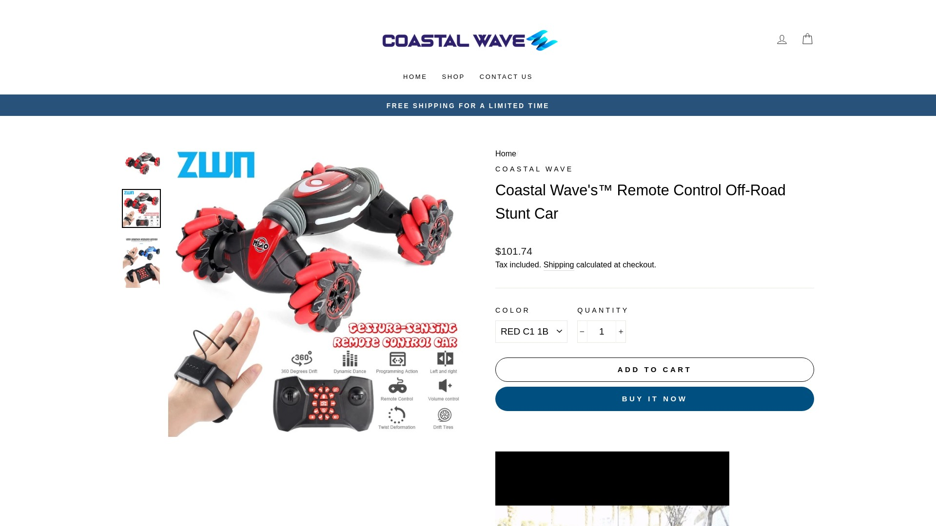Costalwave at costalwave.com