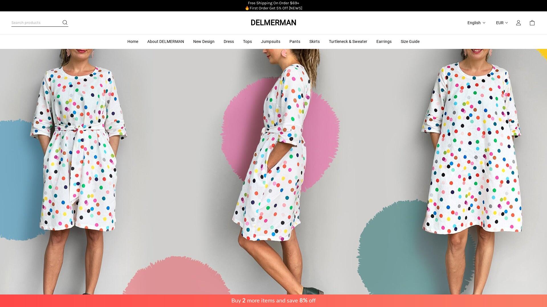 Delmerman at delmerman.com